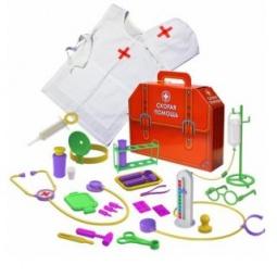 Купить Игровой набор для ребенка Игрушкин «Скорая помощь» 25518