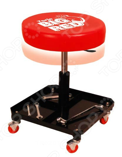 Сиденье ремонтное на колесах Big Red TR6201