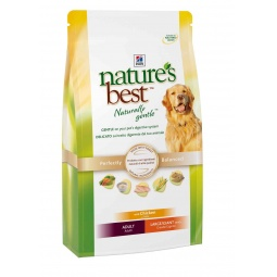 фото Корм сухой для собак крупных и гигантских пород Hill's Nature's Best с курицей и овощами. Вес упаковки: 12 кг