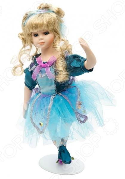 Кукла Angel Collection «Балерина в голубом»