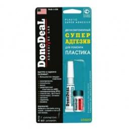 Купить Суперадгезив для пластика Done Deal DD 6659