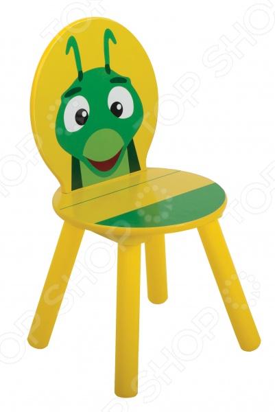 Стул детский круглый Лунтик Кузя это оригинальный стул для вашего ребенка с изображением популярного героя мультфильма. Все дети любят мультфильмы и возможность украсить собственную комнату предметами с изображениями любимых персонажей. Дизайн стула очень яркий, он подойдет ребенку старше одного года. Все элементы стула экологически безопасны, красители не токсичны и гипоаллергенны.