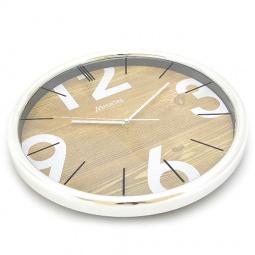 фото Часы настенные Marmiton «Большие цифры дуб»