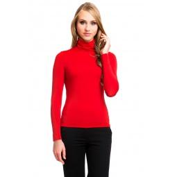 фото Водолазка Mondigo 204. Цвет: красный. Размер одежды: 42