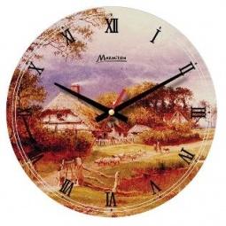 фото Часы настенные Marmiton «Деревня»