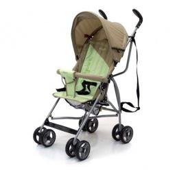 фото Коляска-трость Baby Care Vento. Цвет: зеленый, серый