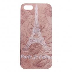 Купить Чехол для iPhone 5 Mitya Veselkov «Эйфелева» 052