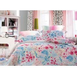 фото Комплект постельного белья Tiffany's Secret «Сон в летнюю ночь». Евро. Размер наволочки: 70х70 см — 2 шт