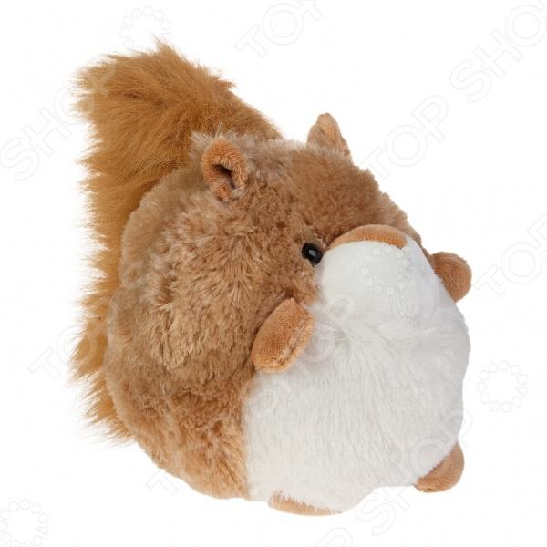 Мягкая игрушка Gulliver «Пушистый хвостик. Белочка»