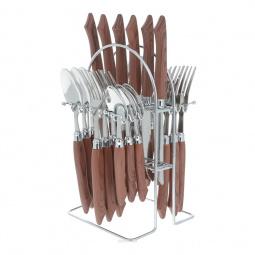 Набор столовых приборов на подставке Mayer&Boch MB-4984