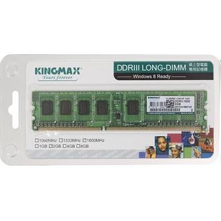 Купить Память оперативная Kingmax DDR3 2048Mb 1600MHz RTL W/O Nano