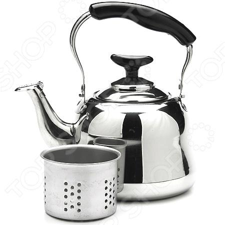 Чайник заварочный со свистком Mayer&Boch MB-23511