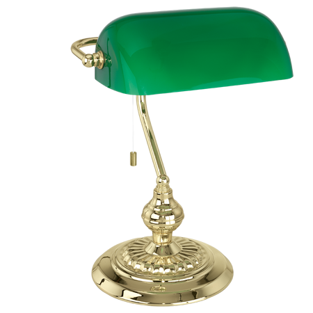 Купить Настольная лампа декоративная Eglo Banker 90967