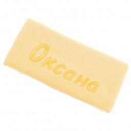 фото Полотенце подарочное с вышивкой TAC Оксана