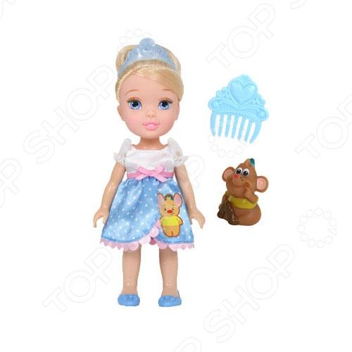 Кукла с питомцем Disney «Малышка Золушка»