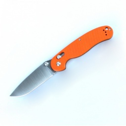 фото Нож складной Ganzo G727M. Цвет рукояти: оранжевый