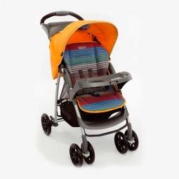 фото Коляска прогулочная GRACO со столешницей Mirage +. Цвет: оранжевый