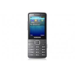 фото Мобильный телефон Samsung GT-S5611. Цвет: серебристый