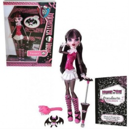 фото Кукла Mattel «Дракулаура с питомцем»