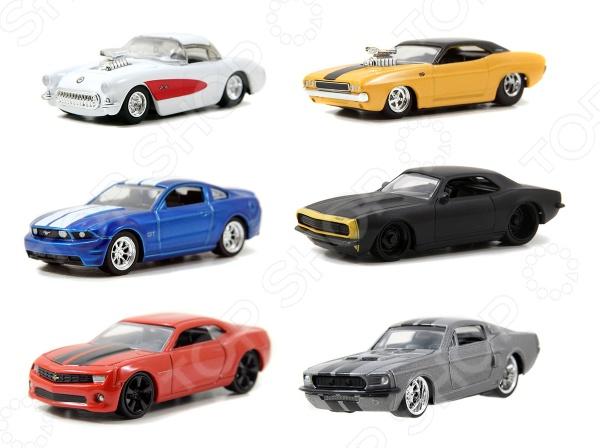 Модель автомобиля 1:64 Jada Toys 12006-W19. В ассортименте