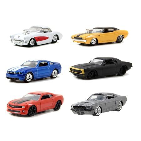 Купить Модель автомобиля 1:64 Jada Toys 12006-W19. В ассортименте