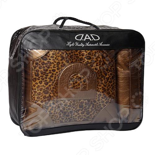 Набор подушек автомобильных D.A.D AG01 «Леопард» D.A.D - артикул: 576599