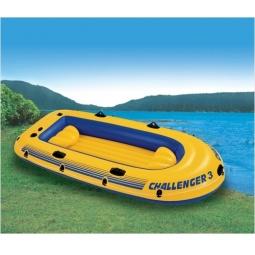 Купить Лодка надувная Intex «Челленджер-3» 68369