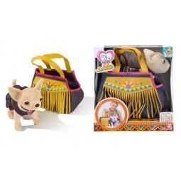 фото Мягкая игрушка Simba «Индийское лето. Плюшевая собачка»
