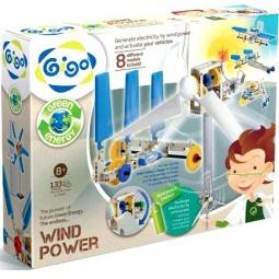 Купить Конструктор развивающий Gigo «Энергия ветра»