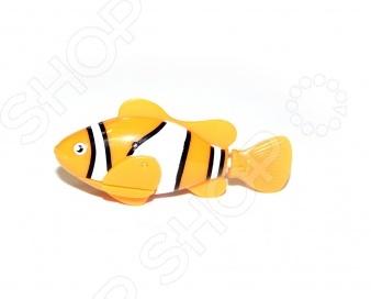 Роборыбка Bradex «Funny fish» Роборыбка Bradex «Funny fish» /Оранжевый
