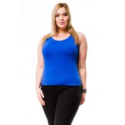 фото Майка Mondigo XL 335. Цвет: синий. Размер одежды: 48