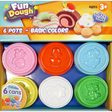 Купить Набор пластилина Fun Dough 88004
