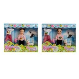 Купить Кукла с аксессуарами 1 TOY Т55626. В ассортименте