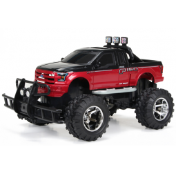 фото Машинка на радиоуправлении New Bright F250 RAM LR F-150 Jeep Silverado. В ассортименте