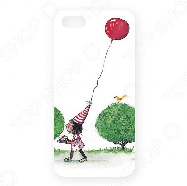 Чехол для iPhone 5 Mitya Veselkov «Праздничный день»