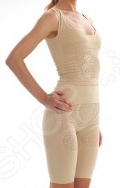 Корректирующий комплект: майка и шорты Bradex KZ с турмалином