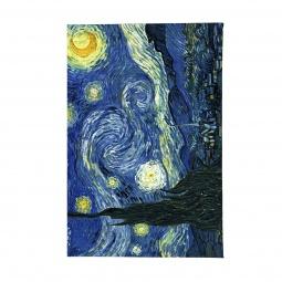 фото Обложка для автодокументов Mitya Veselkov «Ван Гог. Звездная ночь»