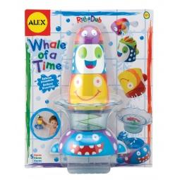 фото Игрушка для ванны Alex «Китенок и друзья»