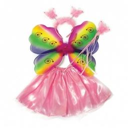 Купить Набор карнавальный Шампания «Бабочка»