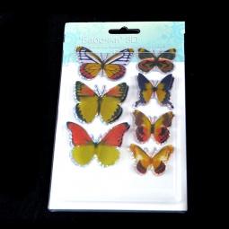 Купить Бабочки 3D La Fourmi BTFLBG-02