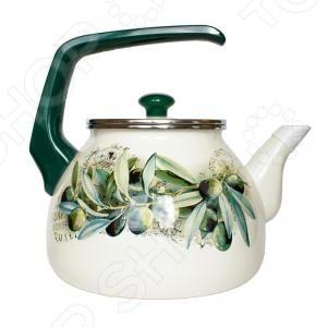 Чайник со свистком Interos 15231