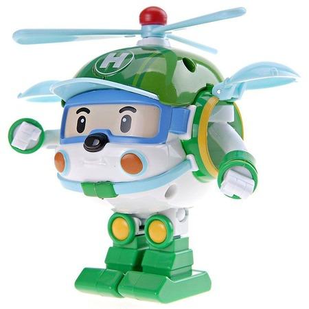 Купить Игрушка-трансформер со световыми эффектами Poli «Хэли» 83096
