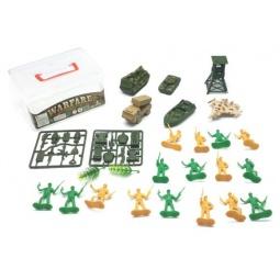 фото Набор игровой для мальчика Shantou Gepai «Военный» 010-6