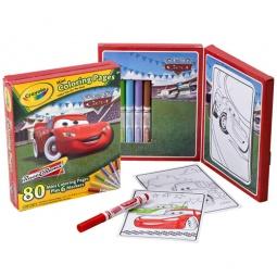 Купить Мини-раскраска Crayola «Тачки»