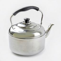 фото Чайник металлический Катунь AST-002-ЧБ-60