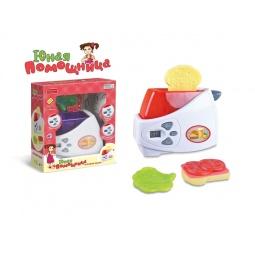 фото Тостер игрушечный Zhorya «Юная помощница» 1700276