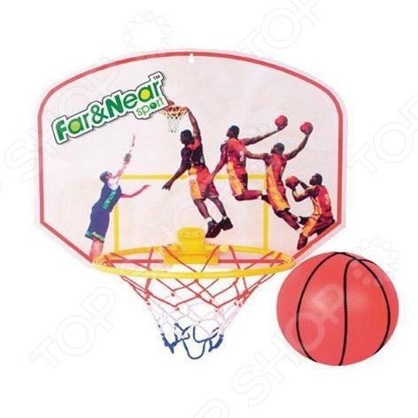 Набор баскетбольный Far&Near FN-BB024123 Набор баскетбольный Far&Near FN-BB024123 /