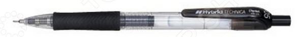 Ручка гелевая автоматическая Pentel Hybrid Technica XKN125/1-A