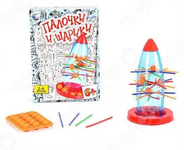Головоломка Shantou Gepai «Палочки и шарики» shantou gepai настольная игра палочки и шарики