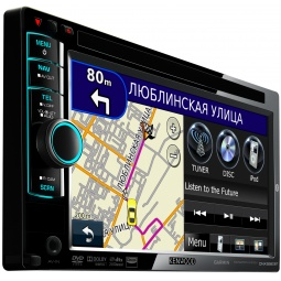 фото Автомагнитола Kenwood DNX5580BT
